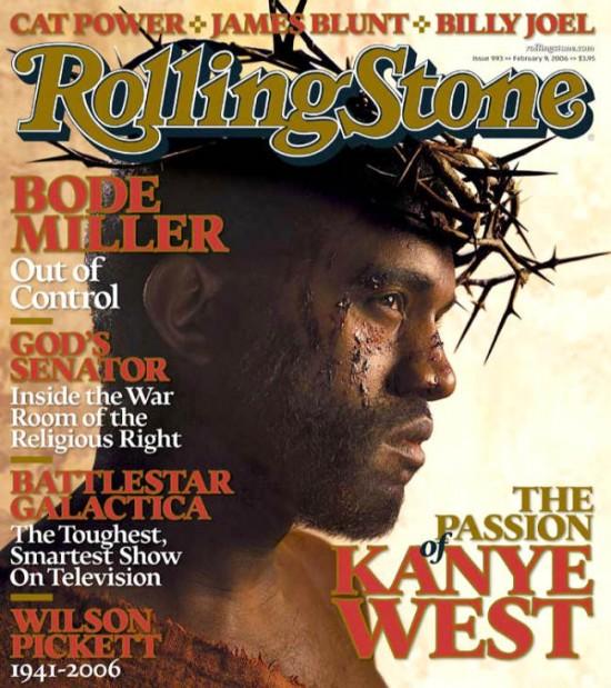 Кэни Уэст для Rolling Stone, февраль 2006