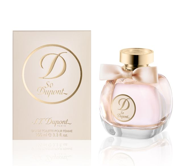 Женский аромат  S.T. DUPONT So Dupont Pour Femme