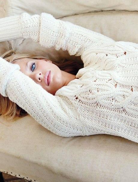 Готовися к холодам: новая коллекция от Victorias Secret