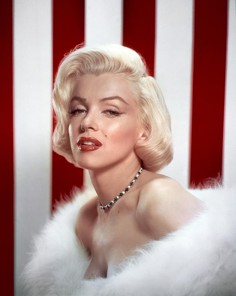 Шаг за шагом: как создать макияж губ Мэрилин Монро?