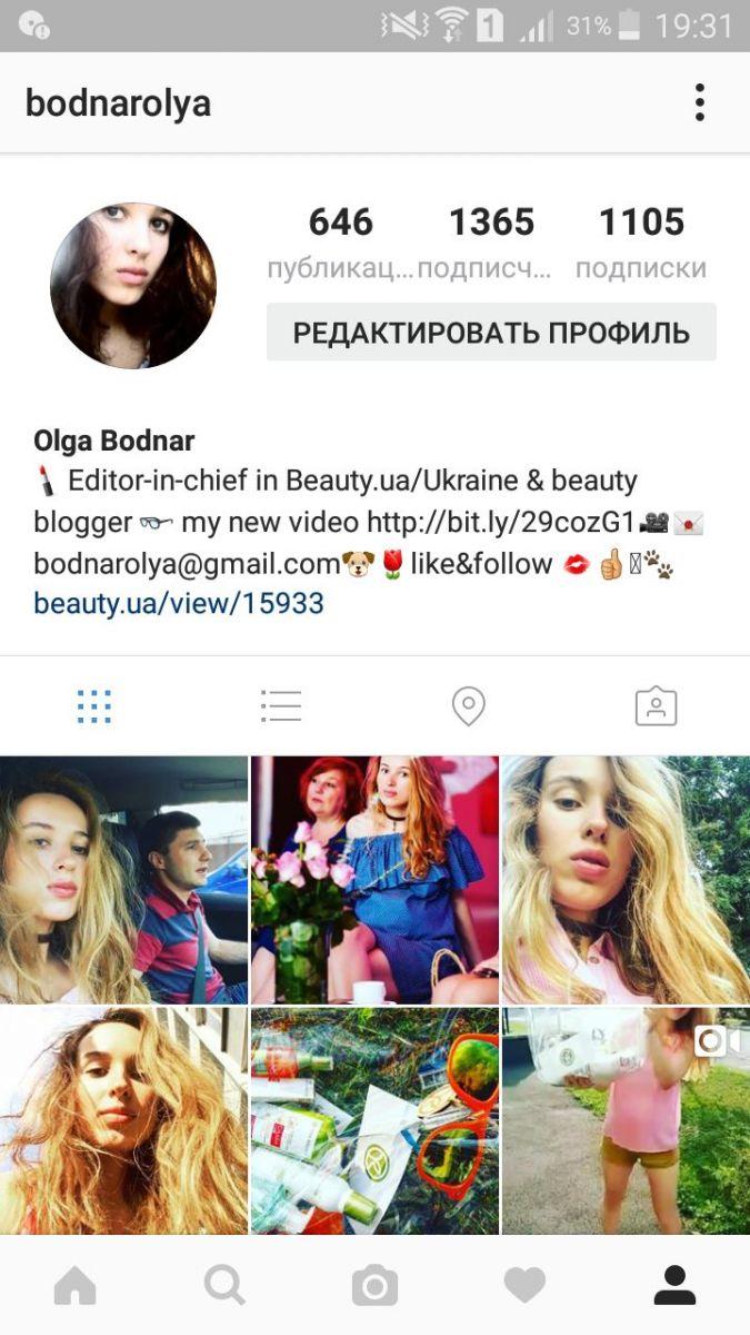 bodnarolya instagram