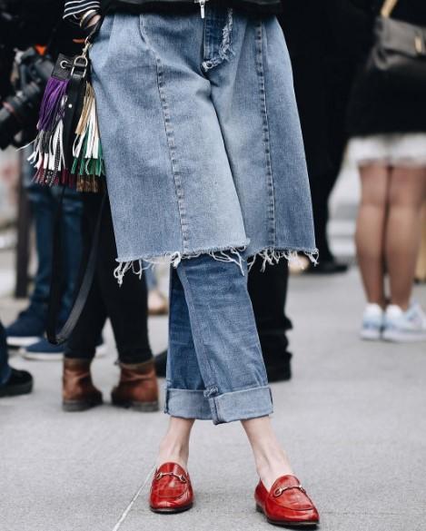 Vogue признал украинские джинсы новым трендом (ФОТО)
