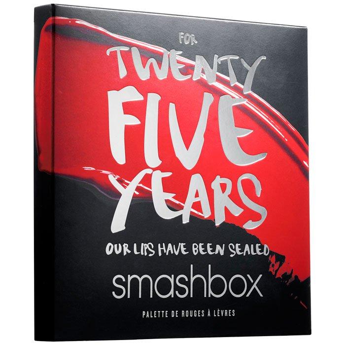 Опять 25: новая палетка для губ Smashbox For 25 Years Our Lips Have Been Sealed