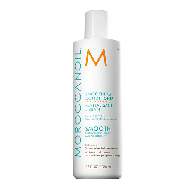 Moroccanoil выпустили продукты для волос, которым не хватает гладкости