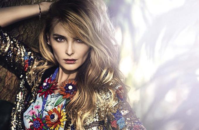 Украинская супермодель Снежана Онопко украсила итальянский глянец фото