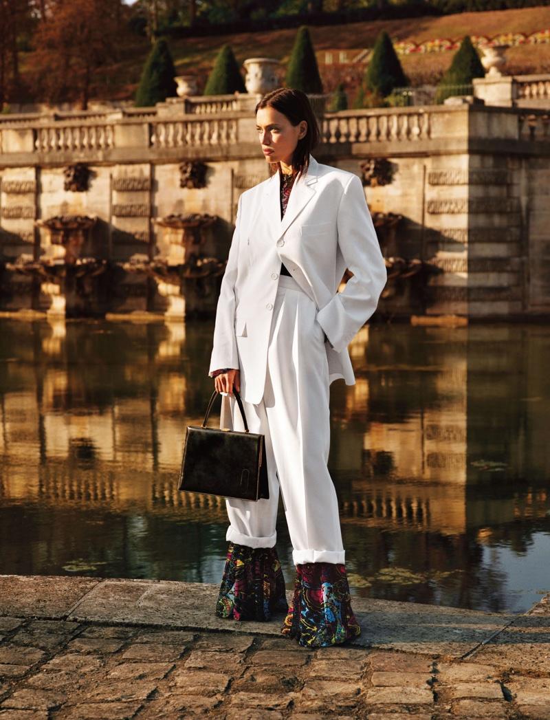 Ирина Шейк, Стелла Максвелл и другие модели показали тренды весны в стильной фотосессии