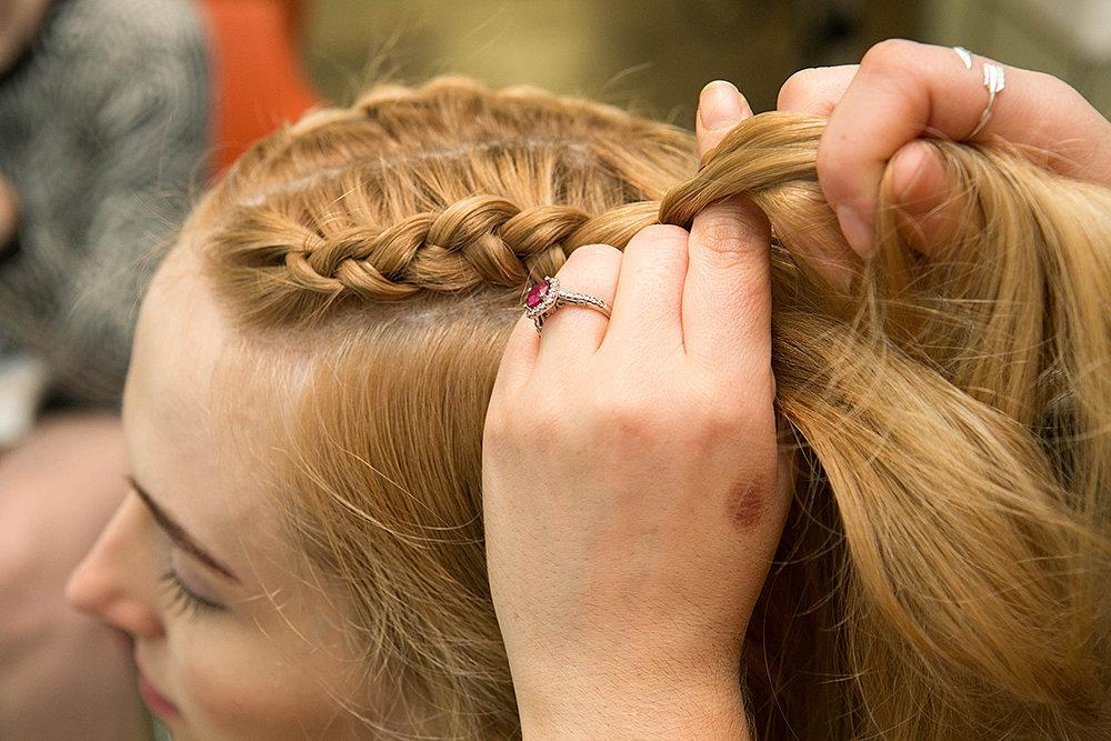 Расценки за плетение кос