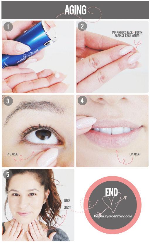 5 практических шагов к коже без морщин