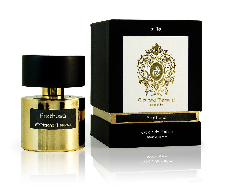 олото прошлого: в Украину пришел повый бренд нишевой парфюмерии Tiziana Terenzi