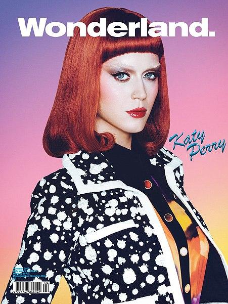 Red or blonde: Кэти Перри преобразилась для новой фотосессии