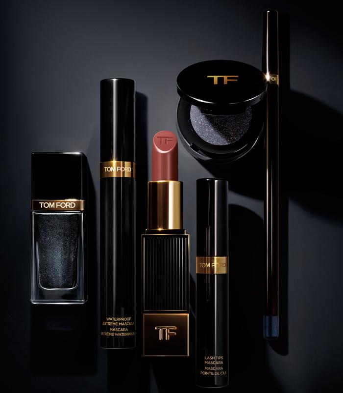 Черный фильм: полная информация о рождественской коллекции макияжа Tom Ford 2015