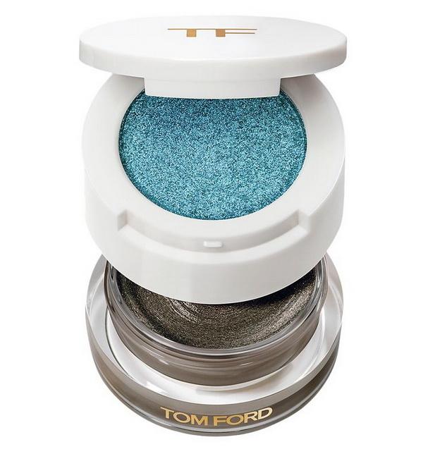 Злато-серебро: роскошная летняя коллекция макияжа Tom Ford