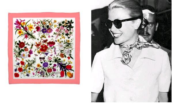 легендарный аромат Gucci Flora в дизайне с культовым принтом