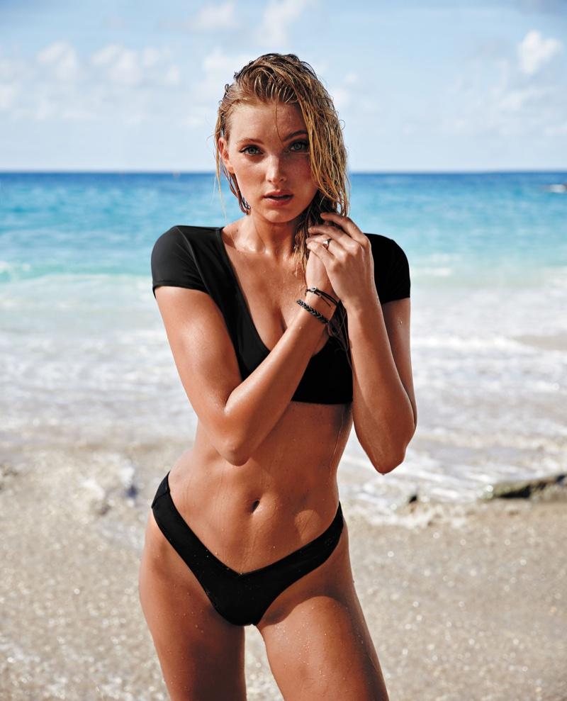 Аж очі ріже: новый каталог купальников с главными красотками-моделями Victorias Secret