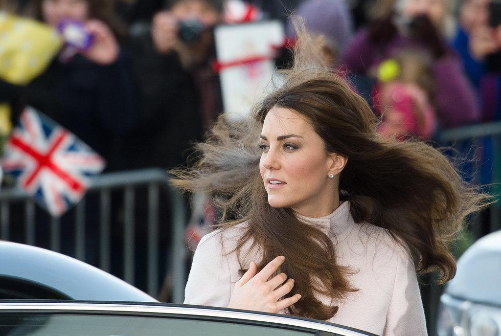 Bad hair day: 13 неудачных моментов для волос Кейт Миддлтон