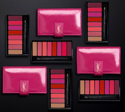 YSL Extremely Versatile Lip Palette