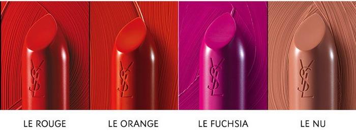 Роскошь как она есть: коллекционное издания помад YSL Rouge Pur Couture