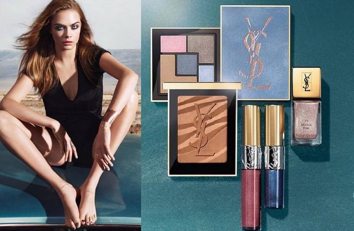 Превью летней коллекции макияжа Savage Escape от YSL