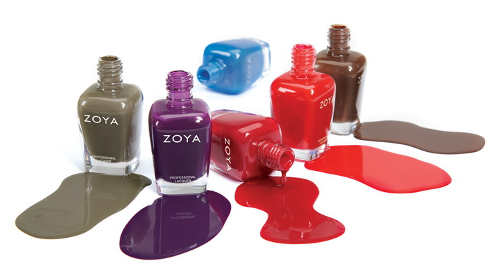 Zoya Focus & Flair Collection осень 2015