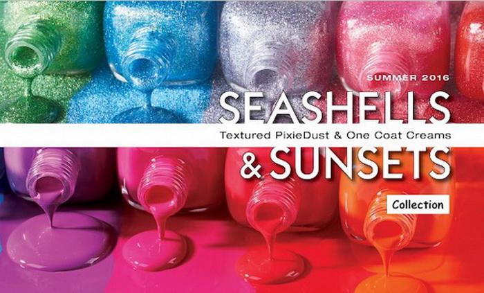 Радуга во флаконе: максимально яркая коллекция лаков для ногтей Seashells and Sunsets от Zoya