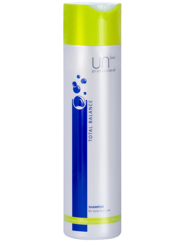 Шампунь для ежедневного использования UNi.tec Professional Shampoo Total Balance