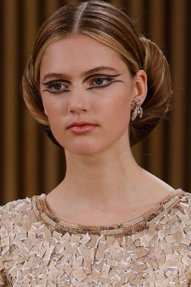 тренд показа Chanel