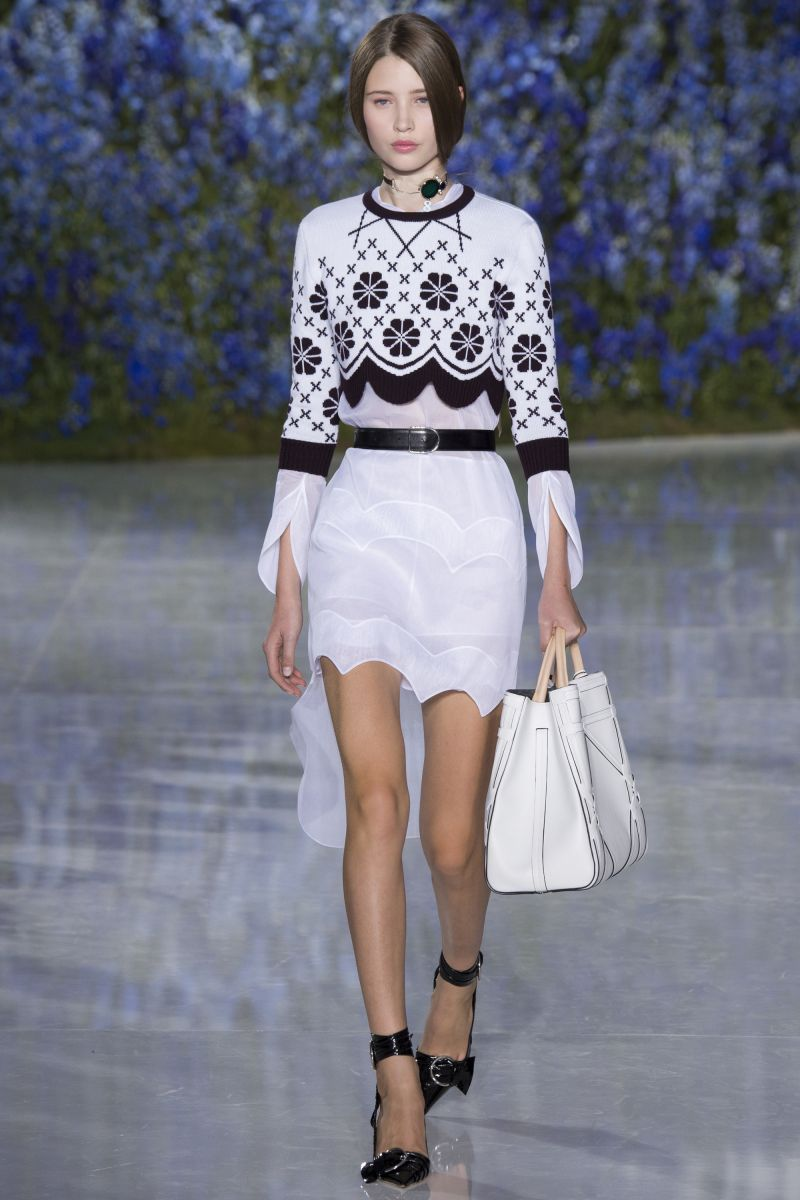 коллекция Dior сезона весна-лето 2016