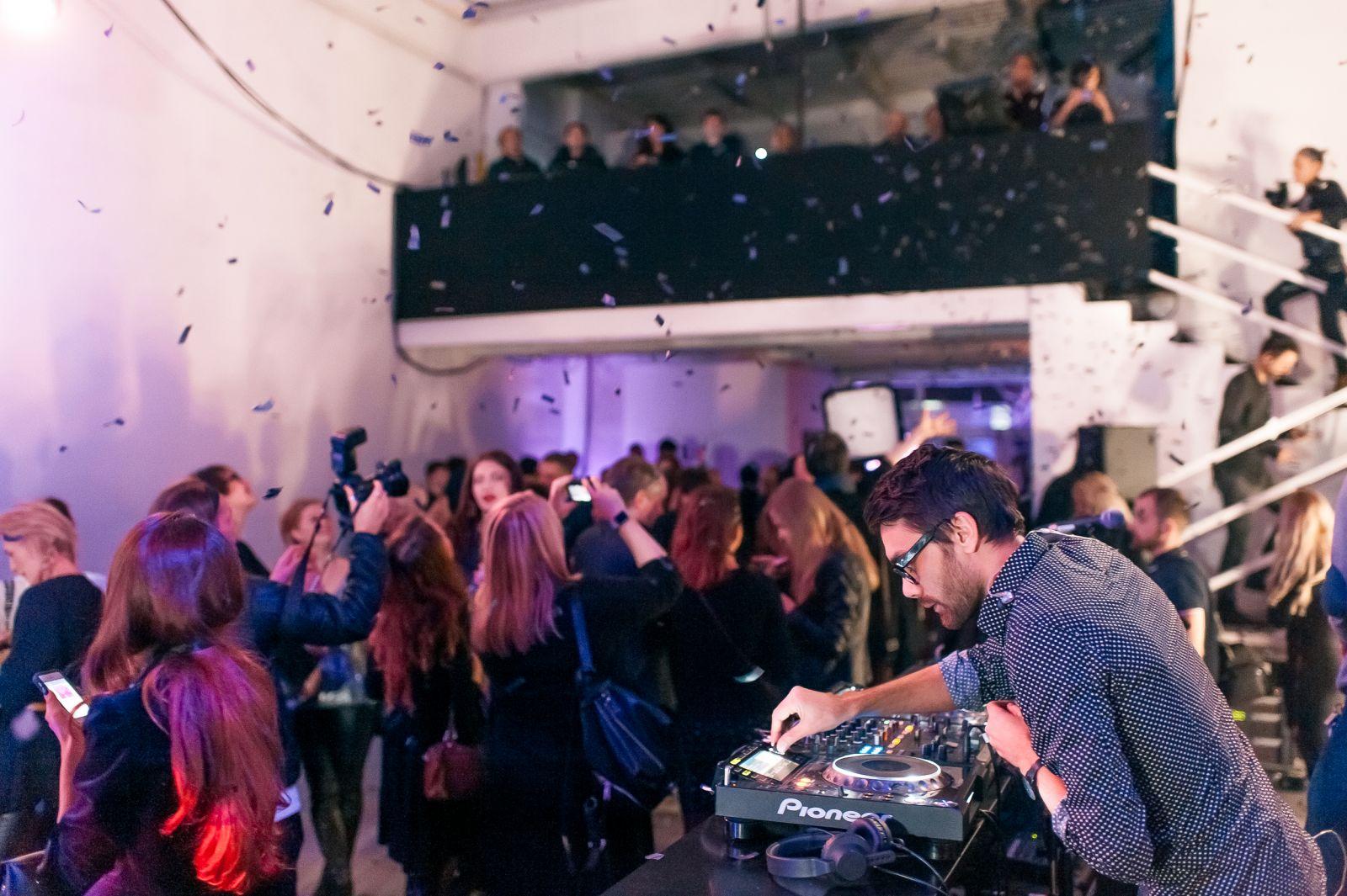 YSL Black Party 2015 фото