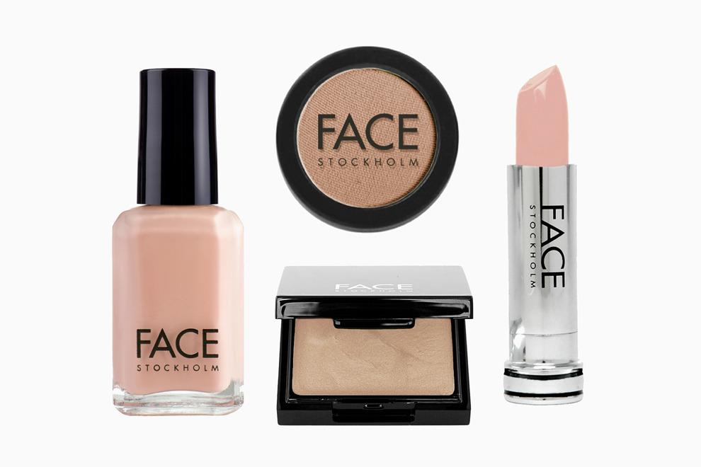 Единое целое: коллаборация Reebok и FACE Stockholm - макияж под цвет кроссовок