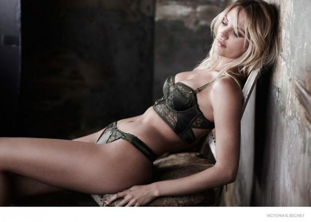 Ангелы Victoria's Secret приняли участие в новой шикарной фотосессии.