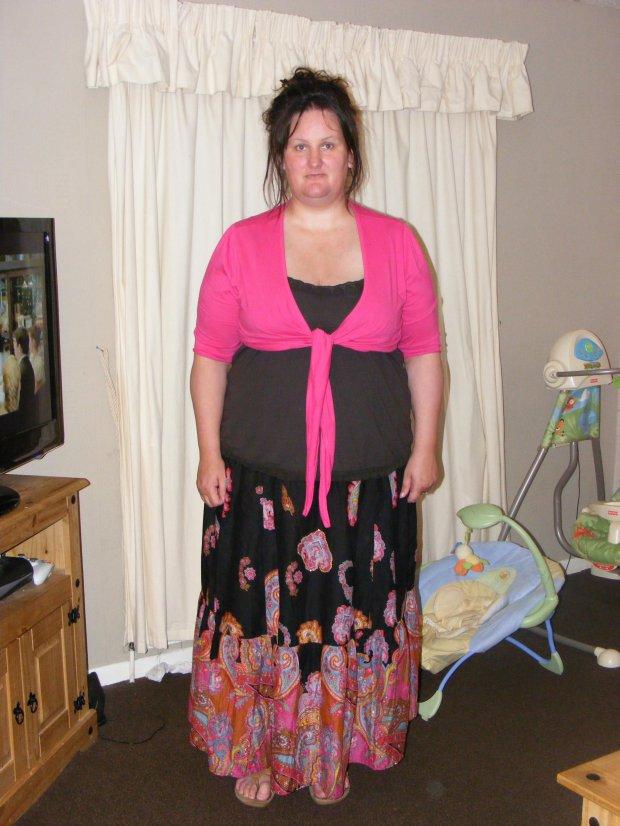 Сила воли творит чудеса: мать 6 детей похудела на 18 размеров одежды и стала просто бомбой!
