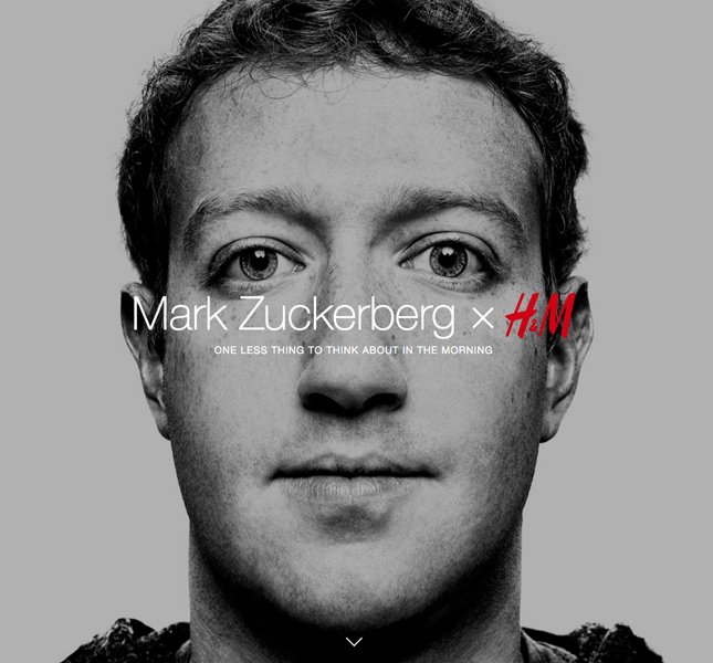 Тотальный нормкор: Марк Цукерберг создал максимально обычную коллекцию одежды
