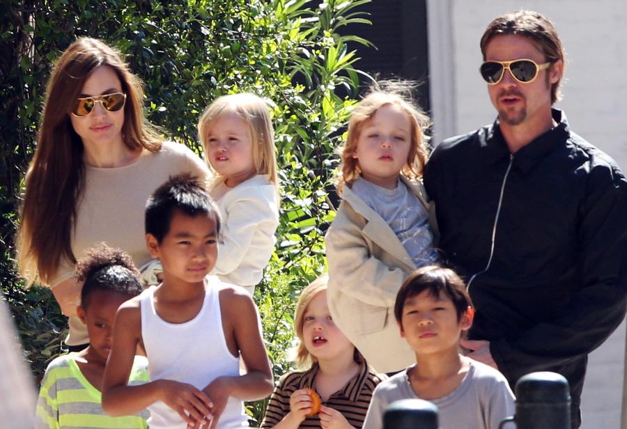 """Откровенно: Анджелина Джоли: """"У меня никогда не будет детей"""""""