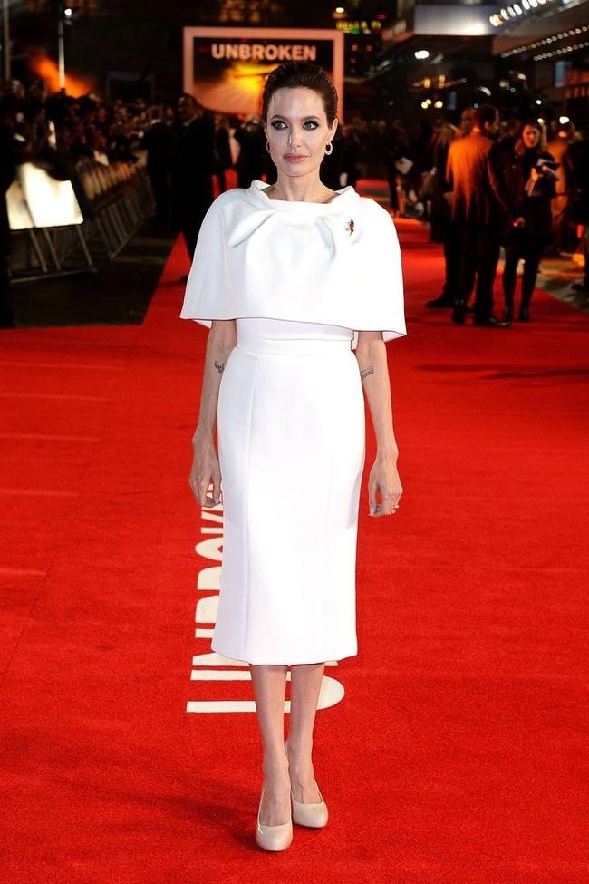 Секреты стройности Анджелины Джоли