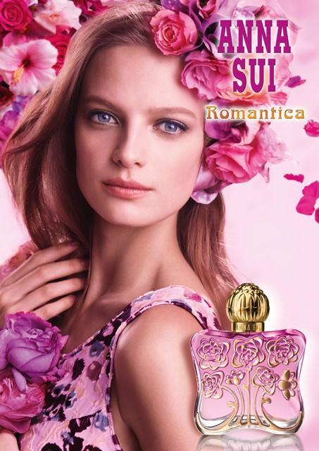 Сказочные цветочные земли Анны Суи: новый аромат Romantica от Anna Sui