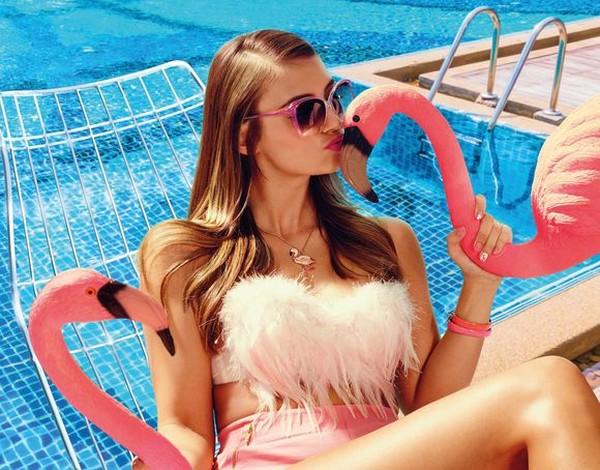 Розовый фламинго: 6 новых оттенков розового в коллекции лаков ANNY Miami Nice Collection 2016