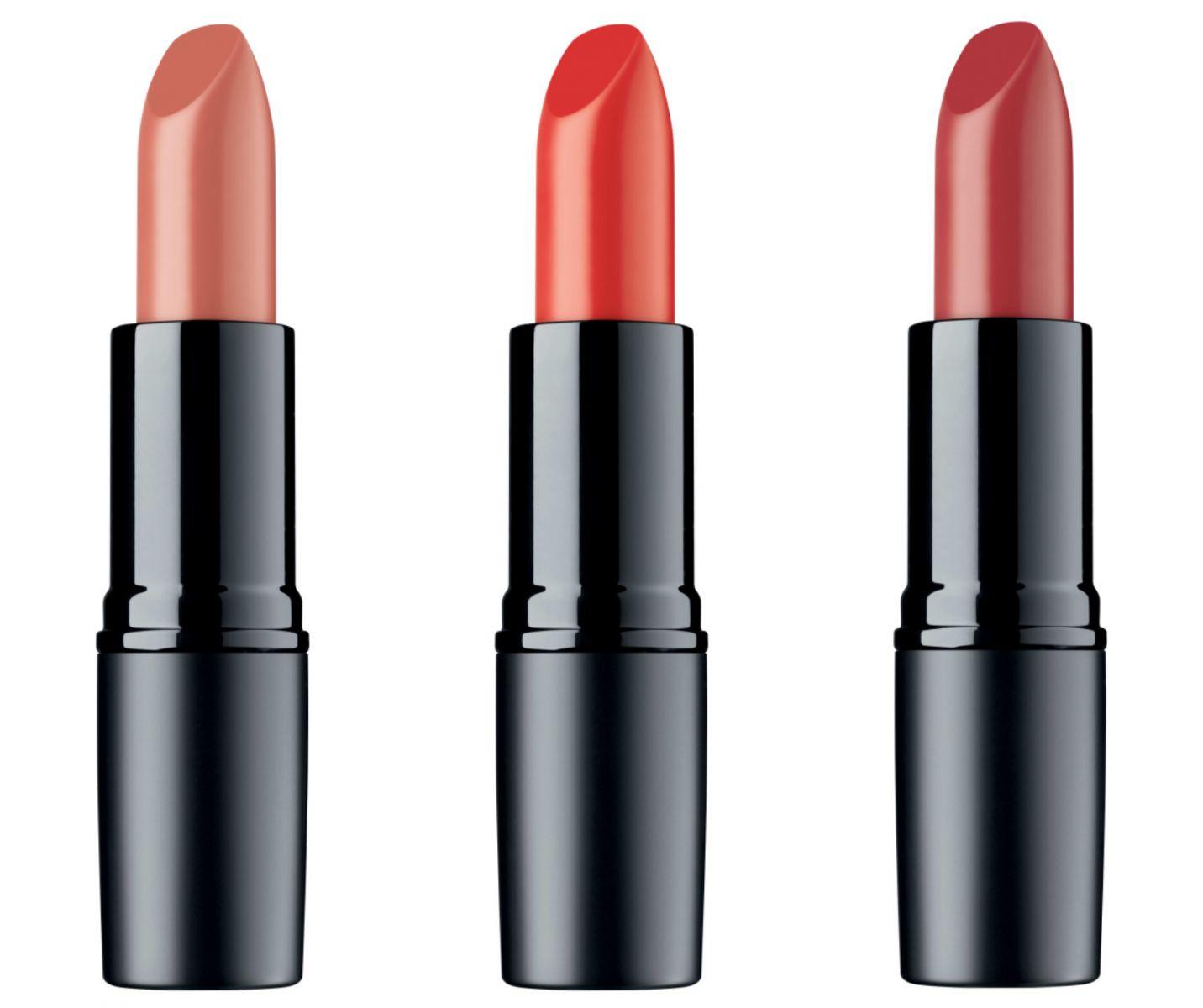 Матовые помады Perfect Mat Lipstick от ARTDECO