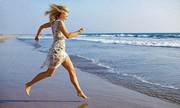 Блистательная Мария Шарапова снялась в пляжной фотосессии