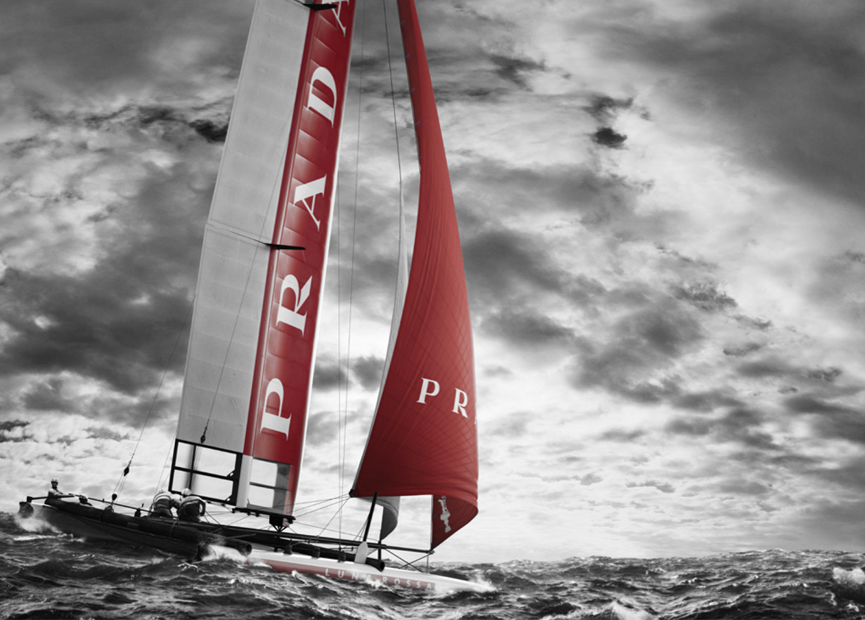Аромат Prada Luna Rossa Sport фото
