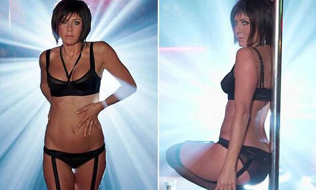 Секрет идеальной фигуры Дженнифер - йога