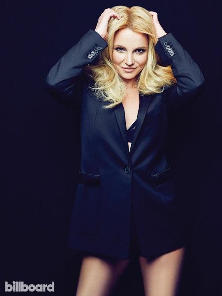 Вновь стройна! Бритни Спирс на обложке Billboard