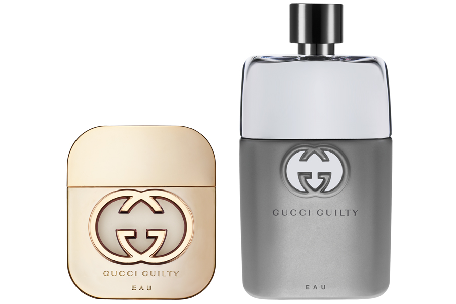 На 14 февраля: Gucci обновили женский и мужской ароматы Guilty
