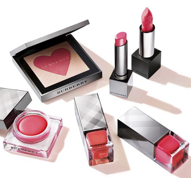 Из Лондона с любовью: роскошная коллекция макияжа Burberry London With Love