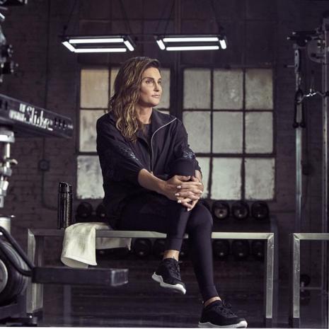 Звезда-трансгендер Кейтлин Дженнер рассказала о собственной коллекции спортивной одежды