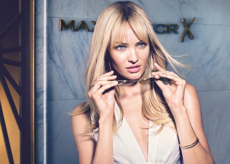 Современная Мэрилин: Кэндис Свейнпол примерила образ легендарной блондинки