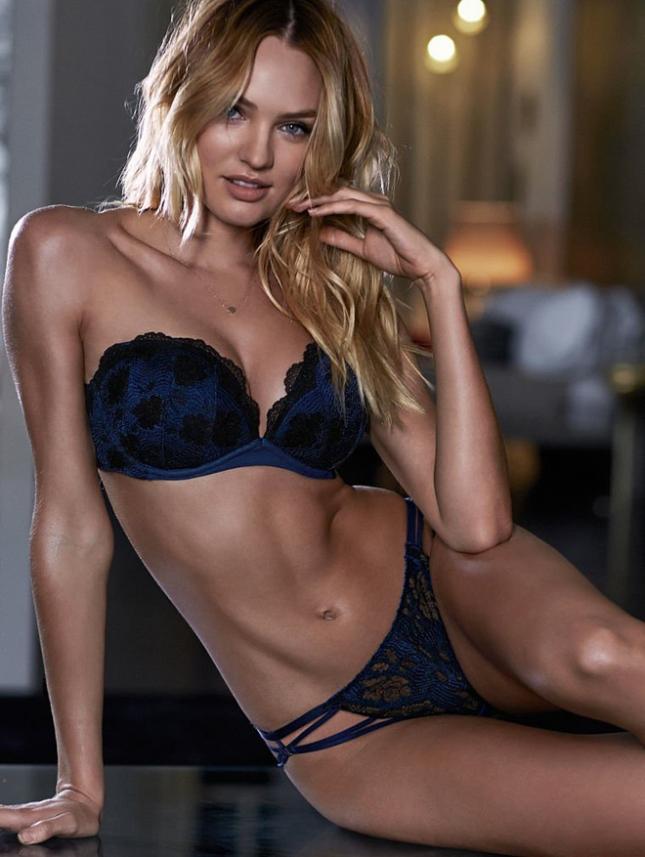 Сексуальная Кэндис Свейнпол показала шикарную фигуру