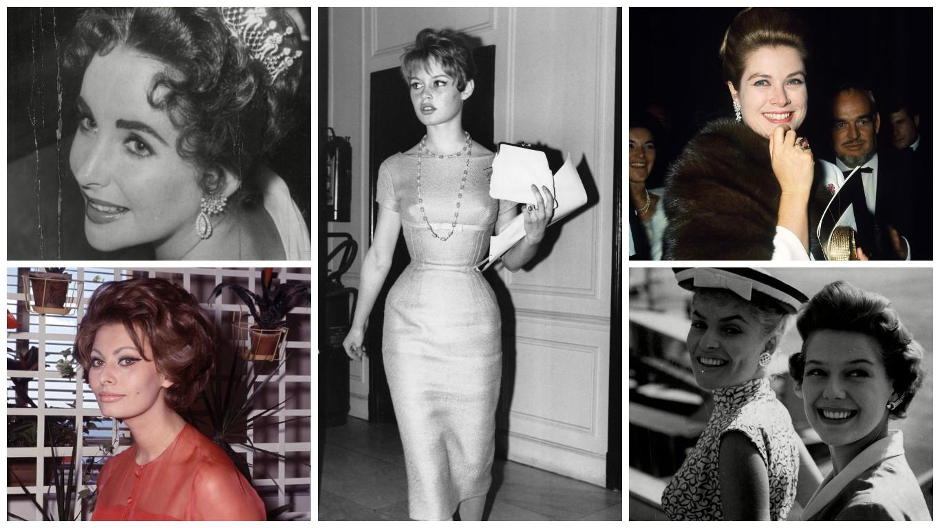 Ретро-look: вспоминаем лучшие образы легендарных звезд на Каннском кинофестивале за все время