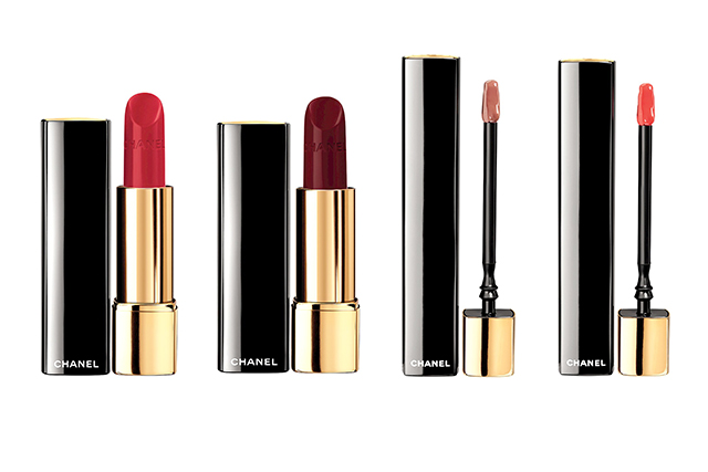 Chanel представил новинки макияжа осени 2016 (ФОТО)