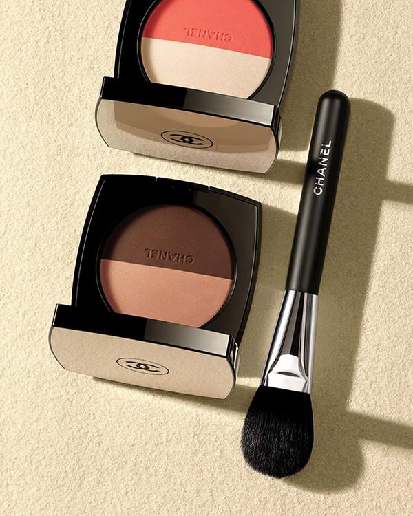 Chanel лето 2016 коллекция макияжа фото