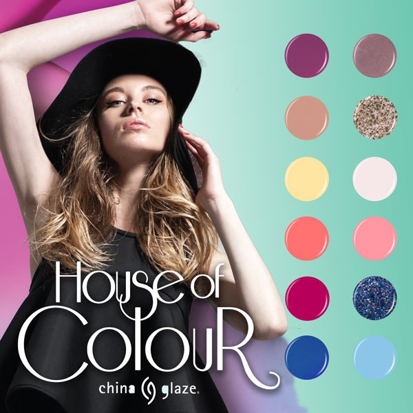 China Glaze House Of Colour Collection Весна 2016